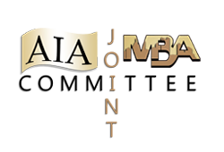 AIA MBA Joint Committee logo